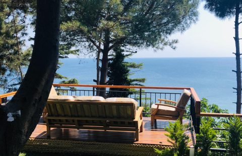 Istanbul Silivri Selimpasa Triplex Villa
